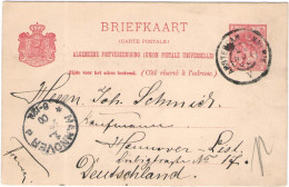 OLANDA - NEDERLAND - Paesi Bassi - 1900 - 5 Cent - Carte Postale - Postal Card - Intero Postale - Entier Postal - Pos... - Postal Stationery