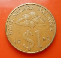 Malaysia 1 Ringgit 1990 - Malaysie