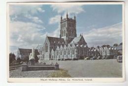 1964 IRELAND  Stamps COVER Postcard MOUNT MELLERAY ABBEY Church Religion - 1949-... Repubblica D'Irlanda