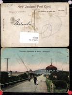 83159,New Zealand Wellington Thorndon Espanade & Baths - Ansichtskarten