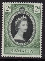 JAMAICA 1953 QEII Coronation Omnibus - Mint Never Hinged - MNH ** - 7B1188 - Jamaica (...-1961)