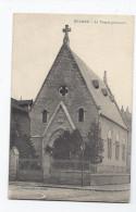 CPA 21 - BEAUNE - Le Temple Protestant - TB PLAN EDIFICE RELIGIEUX PROTESTANTISME - Beaune