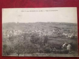 77 ORLY SUR MORIN Vue D'ensemble - Sonstige Gemeinden