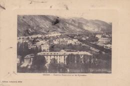 DIGNE - ALPES DE HAUTE-PROVENCE  -  (04)  -  CPA GAUFFREE DE 1914. - Digne