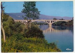 01  LAGNIEU  Le Pont Sur Le Rhone - France