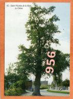 * * SAINT-NICOLAS DE LA HAIE * * Le Chêne, Arbre Bicentenaire - Frankreich
