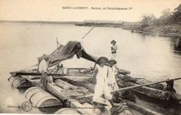 GUYANE - SAINT LAURENT Radeau De L'administration (voir Descriptif) - Saint Laurent Du Maroni