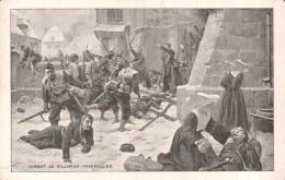 COMBAT DE VILLEPION FAVEROLLES PAS CIRCULEE - Guerres - Autres