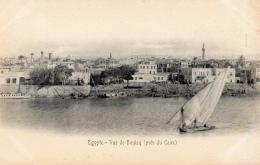 EGYPTE - BOULAQ - Otros