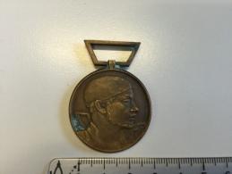 16N´ - Médaille Souvenir MNB - BNB Résistance Mouvement National Belge (sans Ruban) - Militaria