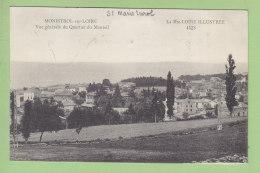 MONISTROL SUR LOIRE : Vue Générale Du Quartier Du Monteil. 2 Scans. Edition M B - Monistrol Sur Loire