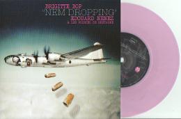 BRIGITTE BOP - Edouard NENEZ Et Les PRINCES DE BRETAGNE - Split EP - PUNK - Vinyl Rose - André VERCHUREN - Punk