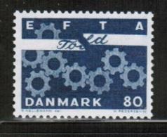 EUROPEAN IDEAS 1967 EFTA DK MI 450 Y DANMARK - Idee Europee