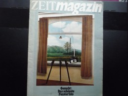 ZEIT Magazin No 25 / 16 Juni 1978. - Revues & Journaux