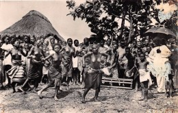 ¤¤  -   6   -  DAHOMEY   -  Danses Près De Porto-Novo  -  Femmes Aux Seins Nus    -  ¤¤ - Dahomey