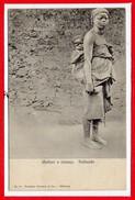 ANGOLA --  Mulher E Criança - Bailundo - Angola