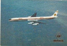 JET DOUGLAS SUPER  DC-8/63 -F/G  Colore  (51210) - 1946-....: Moderne