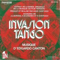 "Edgardo Canton  ""  Invasion Tango  "" - Filmmusik"