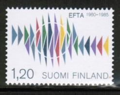 EUROPEAN IDEAS 1985 EFTA FI MI 954 FINLAND - Idee Europee