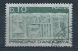 """ANDORRE : Y&T (o) N° 317 """" Ecu Primitif Des Vallées """""""