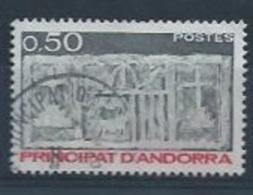 """ANDORRE : Y&T (o) N° 321 """" Ecu Primitif Des Vallées """""""