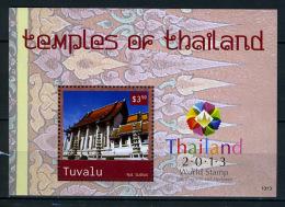 2013 - TUVALU - Mi. Nr. Block 204 - NH - ( **) - (K-EA-361369.5) - Tuvalu
