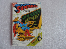 Superman (Poche) : N° 82, Qui A Kidnappé Lana Lang ? - Superman