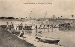 80 Environs De CAYEUX   - LE HOURDEL   Le Barrage - Cayeux Sur Mer