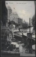 MALINES MECHELEN Vieux Moulin Sur La Dyle. Molen. Utilisée 1910 - Machelen