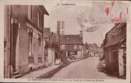 1470A  LA FERRIERE 1940         ECRITE - France