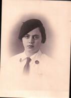 """FOTO MILITARE """" PICCOLA ITALIANA """" 3a LEGIONE FASTISTA 1935 - Guerra, Militari"""