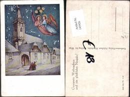 145926,Weihnachten Pub Mayrhofer Engel Kirche - Non Classificati