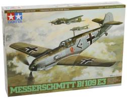 Messerschmitt Bf 109 E3   ( 1/48  Tamiya ) - Airplanes