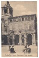 Senigallia Palazzo Municipale E Torre Sangallo Non Viaggiata COD.C.1914 - Senigallia
