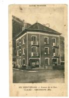 MONTMELIAN - AVENUE DE LA GARE CAFE' BAR VERGNAGHI - Montmelian