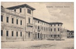 Senigallia Stabilimento Balneare Viaggiata Ma Francobollo Asportato COD.C.1919 - Senigallia
