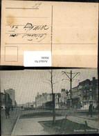 90686,Rotterdam Schiekade Strassenansicht - Ansichtskarten