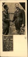 GUERRE 39-45 - Photo D'un Article - Rencontre De Giraud Et De Alexander - Guerre, Militaire