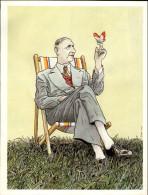 GUERRE 39-45 - GENERAL DE GAULLE - Affiches
