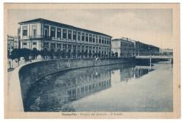 Senigallia Palazzo Del Ginnasio Il Canale Non Viaggiata COD.C.1923 - Senigallia