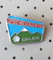 Bosnia Ex Yugoslavia UPSD Bukovnik Sarajevo Mountaineering Club - Alpinism, Mountaineering