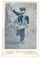 """Luigi Pezza """" Bacone """" Nell'opera Salvatorello Del Soffredini Carnevale 1912 Istituto Senigallia  Viaggiata COD.C.1925 - Senigallia"""