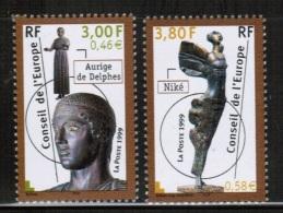 EUROPEAN IDEAS 1999 FR MI 55-56 FRANCE - European Ideas