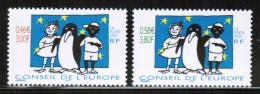 EUROPEAN IDEAS 2001 FR MI 57-58 FRANCE - European Ideas