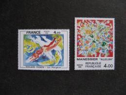 TB Paire N° 2168 Et N° 2169, Neufs XX. - France