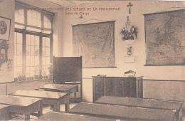 Wavre - Pensionnat Des Soeurs De La Providence - Salle De Classe - Waver