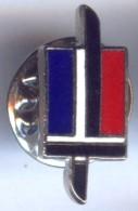 Pin´s Insigne Militaire Armée De Terre - Militaria