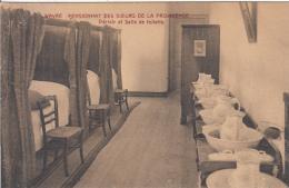 Wavre - Pensionnat Des Soeurs De La Providence - Dortoir Et Salle De Toilette - Waver
