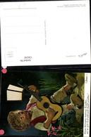 126242,Mecki Igel Nr 319 Leise Klingen Meine Lieder Musikant - Mecki