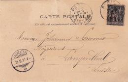 Type Sage Repiquage Caen Frères Paris >> Suisse - France